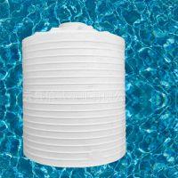 山东信诚能装8立方水的pe水箱 不怕晒抗氧化储水塑料罐8吨尺寸