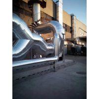 承接承德换热站保温施工 管道设备保温施工 蒸压釜铁皮保温工程