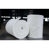 容重110kg/ m3厂地保温用防火硅酸铝毯多少钱一吨??