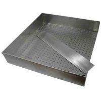 不锈钢插板式周转盘尺寸 制药厂专用插板式周转盘