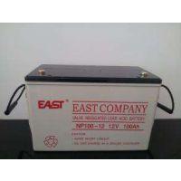 兰州铅酸蓄电池代理商NPJ100-12易事特电源品牌100AH电池报价