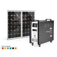 300W家用太阳能供电系统