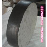 公路桥梁板式 圆形橡胶支座 橡胶减震块 橡胶缓冲块隔震减震
