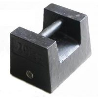 电梯用标准砝码 20Kg25kg铸铁砝码价格 M1等级20公斤25公斤砝码