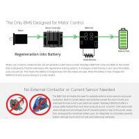 BMS1060电池管理系统,提高电池的利用率,防止电池出现过度充电和过度放电
