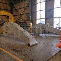 挖机凿岩臂 小松钩机两段式加长臂 铭德加长臂