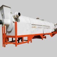 YM连续糠醛渣滚筒炭化铸就高质量产品