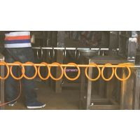 方管弯曲器 滚动弯曲 三轴弯弧器 加工成型卷护栏
