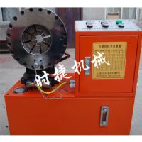 河南时捷供应多功能压管机,重量轻,功率大,移动方便