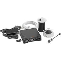 安讯士AXIS F34 监控系统 您可信赖的高性价比完整解决方案