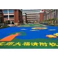 镇江小区塑胶地坪 运动场地施工厂家