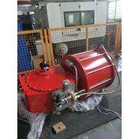DRG01-D04-48 双作用拨叉气动执行器 大口径阀门气缸 大型气动执行器 大口径球阀气缸