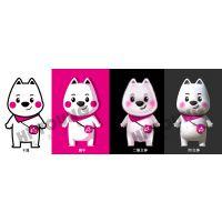 企业公司吉祥物设计卡通形象设计卡通IP原创手绘插画包装