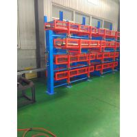 江西伸缩式管材货架 悬臂式货架供应厂家 免费设计 一年保修