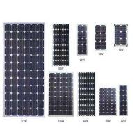 尚今太阳能电池板报价 太阳能电池板组件厂家