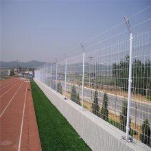 顺旺钢丝网 绿化带网 双边丝养殖网