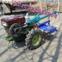农用手扶拖拉机 新型多功能手扶车旋耕机价格