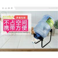 桶装水支架纯净水桶架子大桶水的抽水器饮水机倒置压水器水桶支架