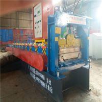 地鑫470角驰压瓦机 470角驰板出瓦机 大跨度厂房专用压瓦机设备
