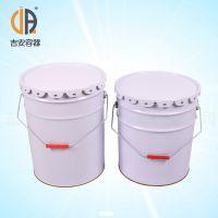 大量供应20L马口铁罐 20kg花兰桶 铁罐