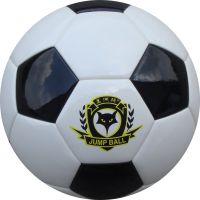 美洲狐足球3312耐踢pu材质室内外足球 足球定制logo