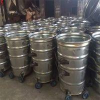 河北绿美供应户外垃圾桶 挂车桶 圆形铁桶 垃圾桶 果皮箱 厂家批发