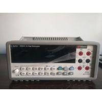 出售 二手Agilent/安捷伦(是德) 34450A 五位半台式数字万用表