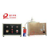 北京卓锐DW-06型塑料热空气炉法点着温度测定仪GB/T4610-2008使用说明书