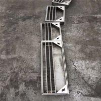 金聚进 现货生产 镀锌 201 304不锈钢装饰井盖 线形井盖 格珊 水沟盖板