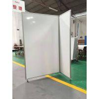 深圳日通移动白板 挂式白板厂家供应 磁性双面写字板 办公会议培训用白板