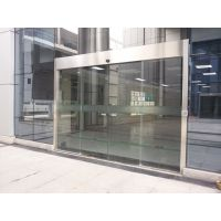 番禺化龙维修电动玻璃门,安装指纹自动感应门配件020-82889979