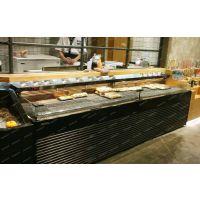寿司柜寿司展示柜 敞开式冷风寿司保鲜冷藏柜