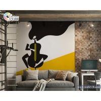 无笔墙画跑江湖新奇特产品 特色家居装饰商务服务 免费代理加盟