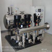 淄博卓智 全自动变频无负压供水设备 二次供水设备生产厂家