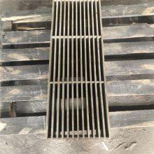 不锈钢格栅 耀恒格栅板 排水沟盖板 不锈钢踏步板
