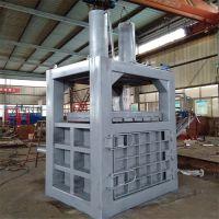 来厂选购金尔惠打包机 效益高的液压打包机 现货批发立式捆包机