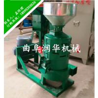 黍子脱皮机 砂轮式碾米机 水稻碾米机价格