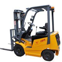 供应西林电动叉车FB15 平衡重式电叉车1.5吨堆高车