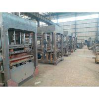 金驼4-15型水泥砖机 全自动水泥制砖机 马路花砖设备 盲孔砖生产线