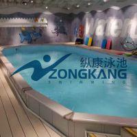 毫州市无边际拆装式泳池/广州纵康泳池恒温过滤设备