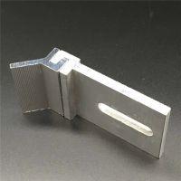 金聚进 幕墙配件铝合金组合挂件 se三组合 135度干挂件 T型铝挂件
