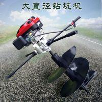 电线杆挖坑机规格 山地石头钻孔机价格 生产园林打孔机报价