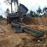 非洲加纳淘金设备 科大高质量的选金设备 淘金船生产厂家