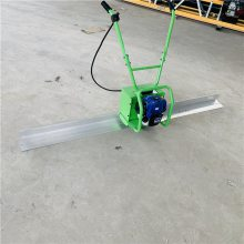 GX35本田动力振动尺 混凝土地面专用刮平尺让利促销