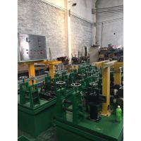 山东50高频直缝焊管机组.成套设备高频焊管机组生产线设备