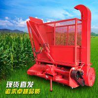 武汉 玉米稻草秸秆青储机 收割粉碎集框青储机