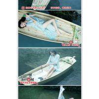 楚风木船专业定制 模特专用影视摄影船酒电装饰旅游观光木船