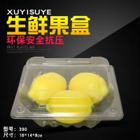 热销一次性水果包装盒PVC透明塑料包装盒500g装