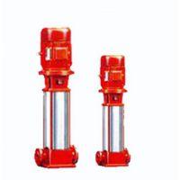 消防泵厂家 西安南方XBD-(I)型立式单吸多级管道式消防泵价格