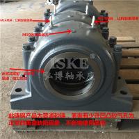 响水铸钢轴承座设计 生产 SD3148 轴承座图纸